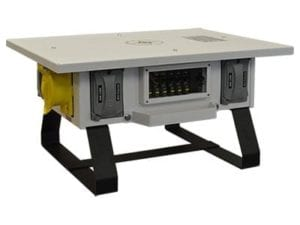 spider box temporary power distribution box by Power Temp Systems Houston TX